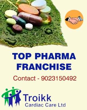 Pharma Franchise in Himachal Pradesh Troikk Cardiac Care