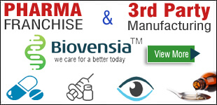 Biovensia : Top Injectable & Ophthalmic Manufacturing Company