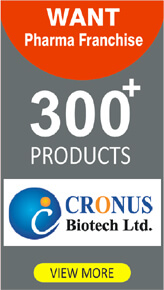 Best Pharma Franchise molecules Company in Gujarat Cronus Biotech