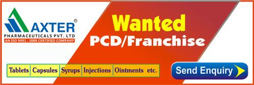 Axter Pharmaceuticals Ahmedabad Gujarat Pharma Franchise Company