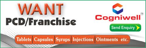pharma franchise company in Bangalore-Karnataka Cogniwell Pharma