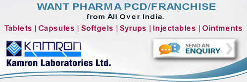 Kamron Labs is a top pcd pharma company in ahmedabad gujarat