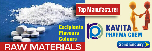 Kavita Pharma Chem - Top Raw Material Supplier in Baddi Himachal Pradesh
