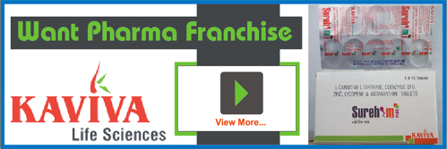 Pharma franchise company in Ahmedabad Gujarat Kaviva Lifesciences