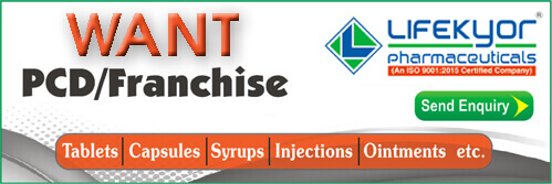 Lifekyor Pharmaceuticals Ahmedabad Gujarat PCD Pharma Franchise Company