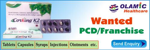 Pharma PCD Company Haryana - Olamic Healthcare