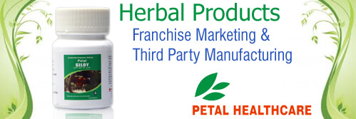 Petal Healthcare - Top Herbal Franchise & Third Party Manufacturing
