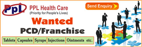 PPL Healthcare is a best pharma franchise company in ghaziabad uttar pradesh