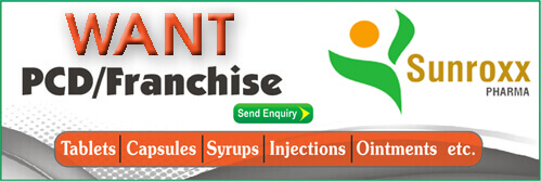 Sunroxx Pharma is a top pcd pharma company in Chandigarh