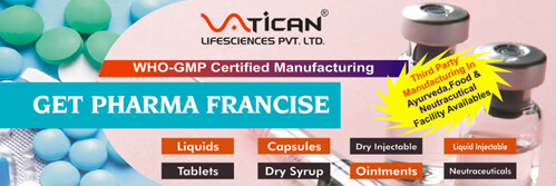 Vatican Lifesciences is a top pcd pharma company in Karnal Haryana