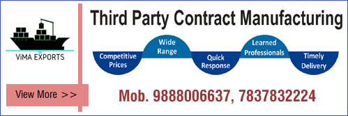 Third Party Contract Manufacturing